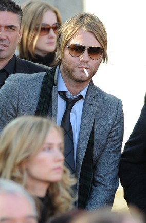 Brian McFadden in trouble with Virgin