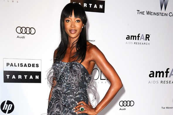 Naomi Campbell has a lost luggage row