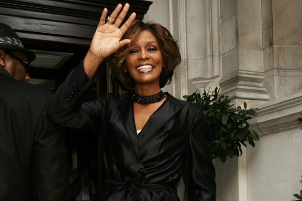 Whitney Houston refuses to buckle up