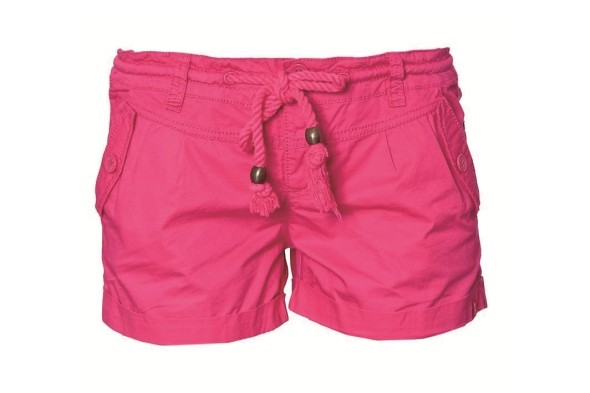 Hot pink shorts are a fashion crime in Victoria, Australia