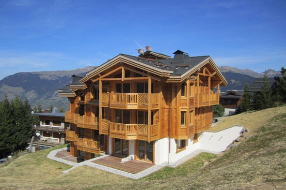 Chalet Les Marmottes, Courchevel 1850, France