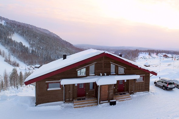 Bo i Backen Chalet Apartments, Storklinten, Sweden