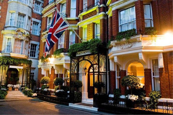 No men allowed: London hotel launches women-only rooms