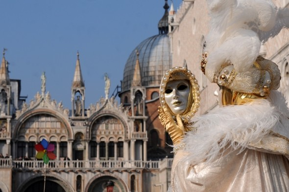 Get glammed up for Venice Carnival