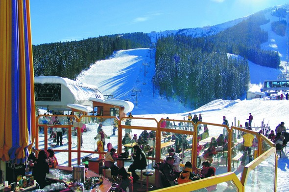 Treat the family to good value skiing in Bulgaria