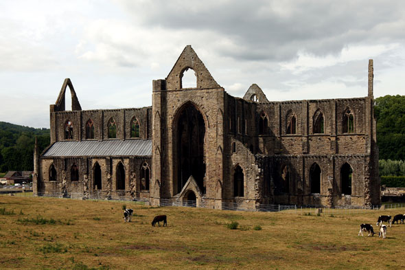 Tintern Abbey, Wales