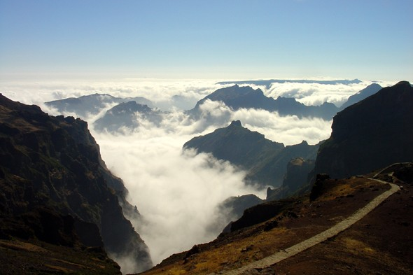 Walk your way around Madeira