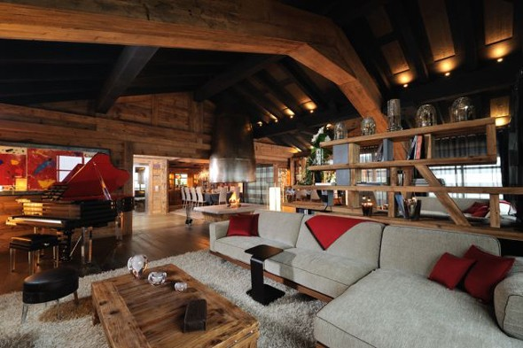 Art Chalet, Courchevel 1850, France