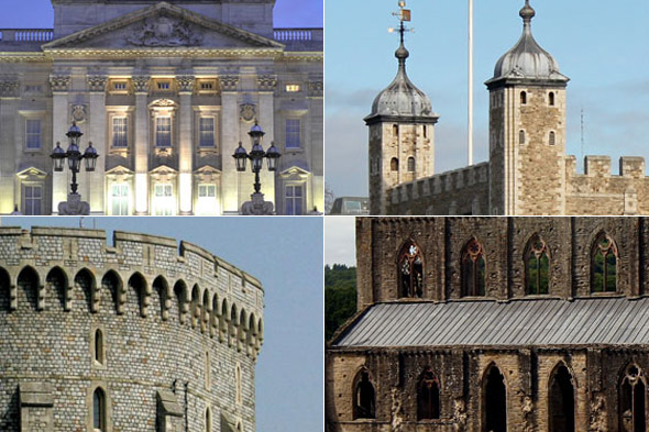 Can you name all these famous British landmarks? Click to begin!