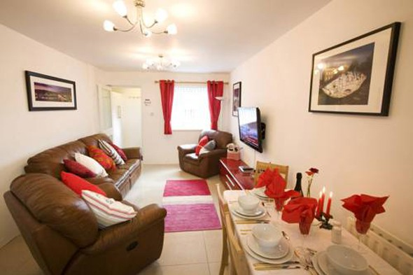 Find a Belfast bolthole for £18 per night