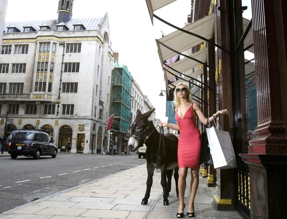 Revealed! World's best shopping hotspots