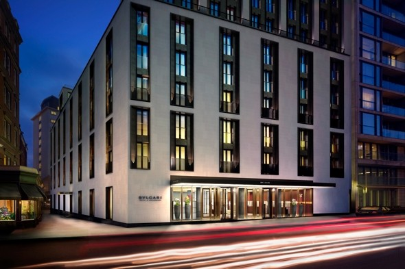 Bulgari Hotel &amp; Residences, London