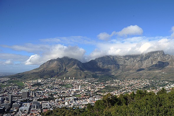 1: Cape Town, South Africa