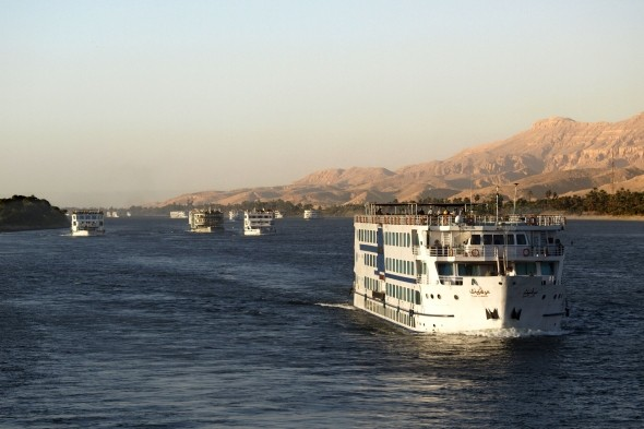Cruise Egypt's River Nile and save &amp;#163;189 per person