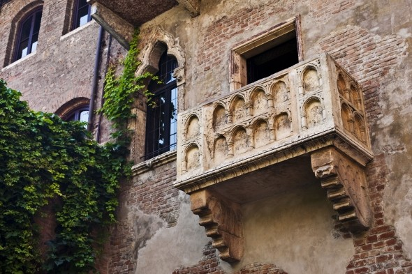 Juliet's House, Verona
