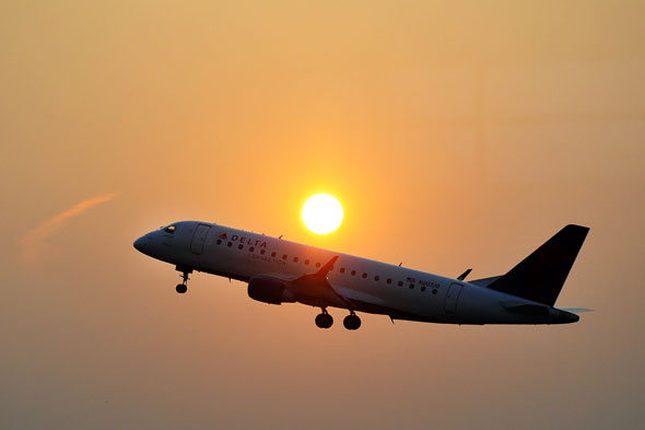 Massive solar storm causes flights to divert