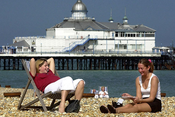 Is This The Sunniest Place In England Aol Uk Travel
