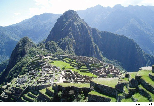 3: Machu Picchu, Peru