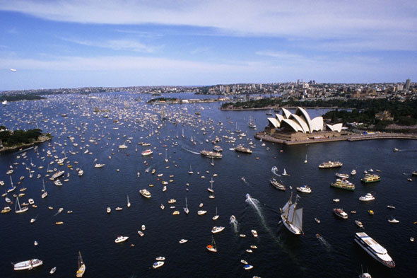 2: Sydney, Australia