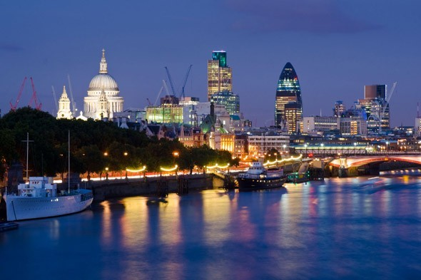 8: London, England