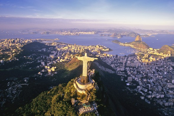 5: Rio de Janeiro, Brazil
