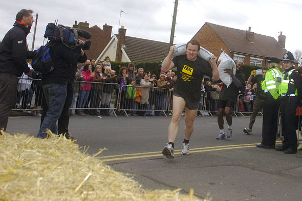 The World Coal Carrying Contest, Yorkshire