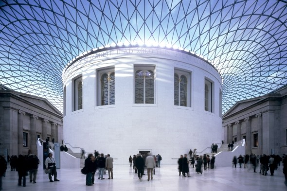 Get historical at the British Museum