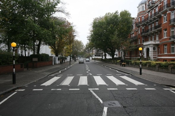 Beatle along to Abbey Road