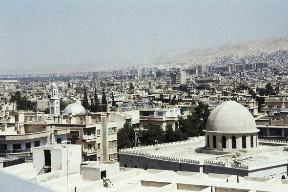 World's oldest continually inhabited city: Damascus