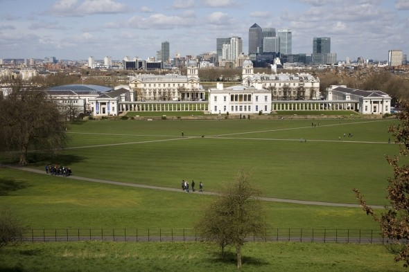 Spend some time at Greenwich Park