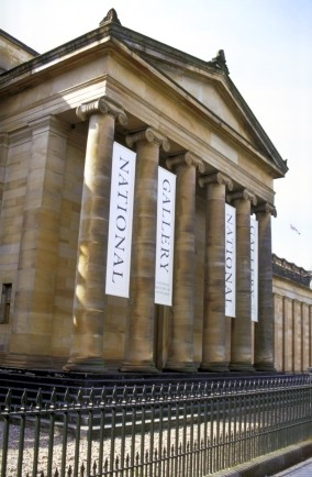 Check out the masterpieces at the National Gallery