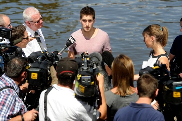 British man hailed a hero after saving Irish tourist from drowning in Melbourne