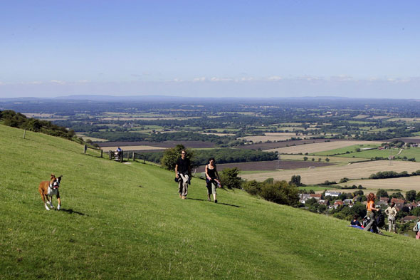 Fulking Hill, Sussex
