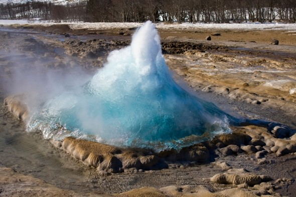 Meet the geyser