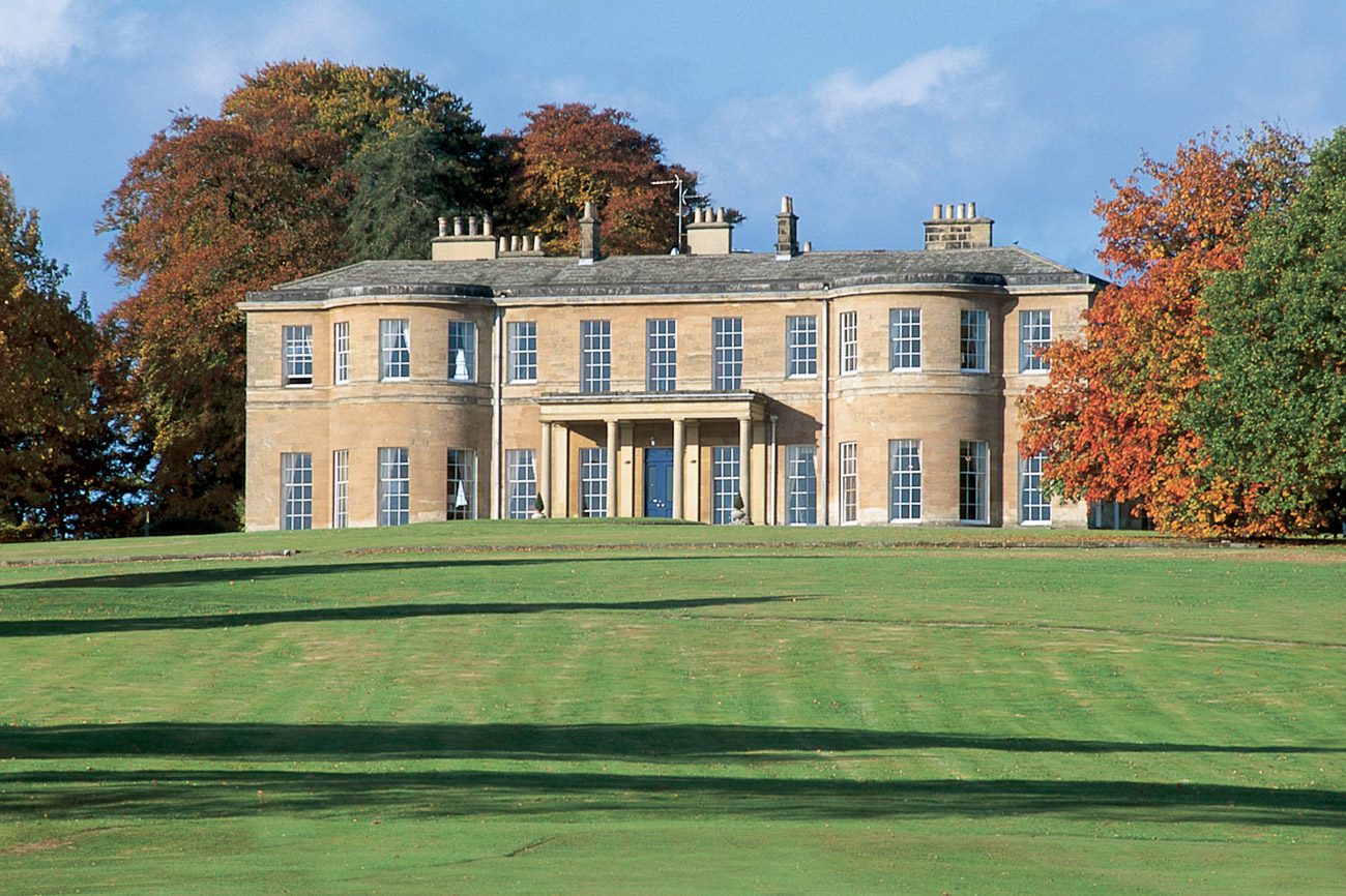 3: Rudding Park Hotel, Harrogate, Yorkshire