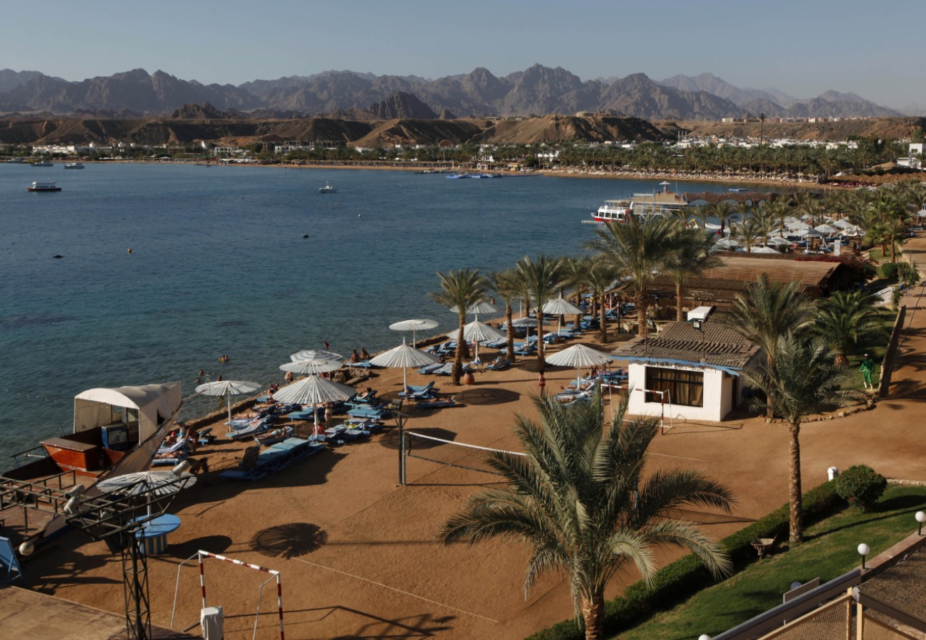 More expensive than last year: Sharm El Sheikh, Egypt