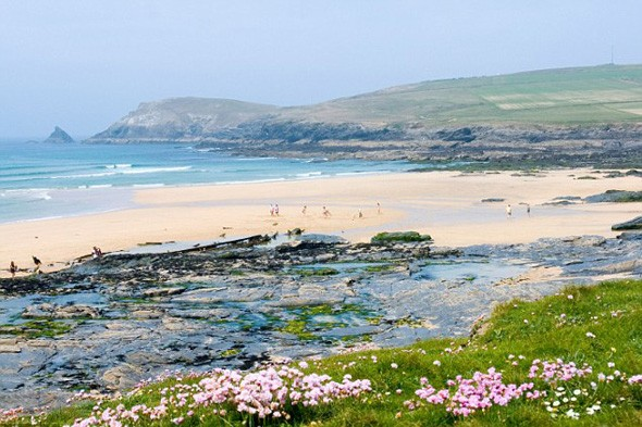 Booby's Bay, Cornwall