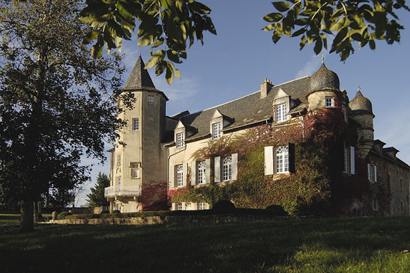 Chateau de Labro, Aveyron