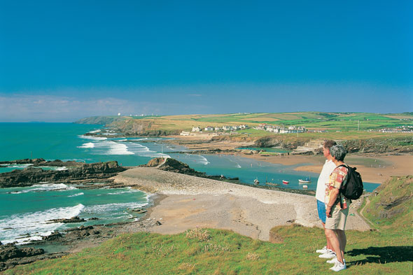 7. Bude, Cornwall