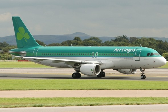 Irish airline Are Lingus suspends 'degrading' language tests after Greek woman Chryssa Dislis complains