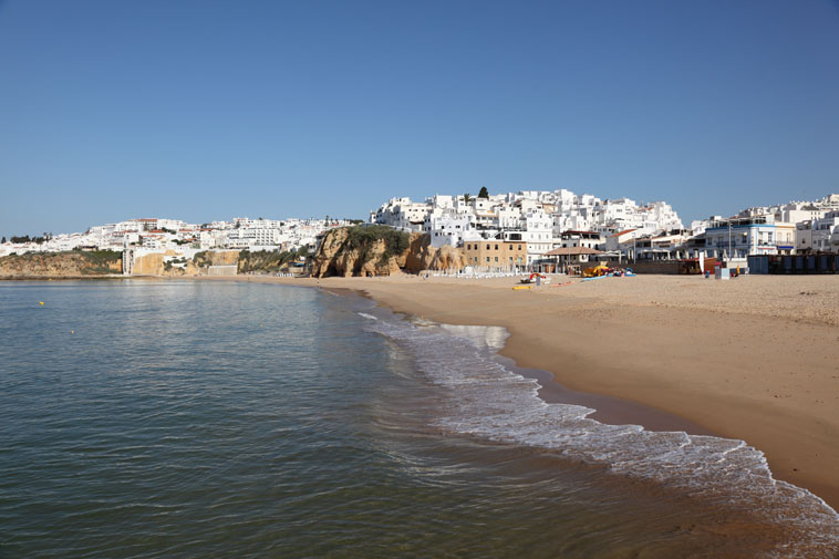 6. Albuferia, Algarve, Portugal