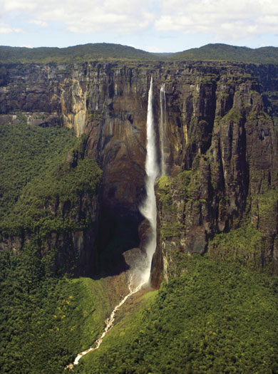 Venezuela's wonder: Angel Falls