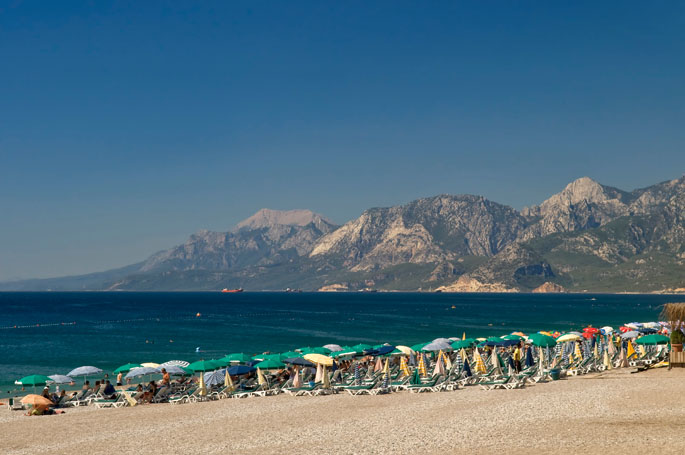 7. Antalya, Turkey