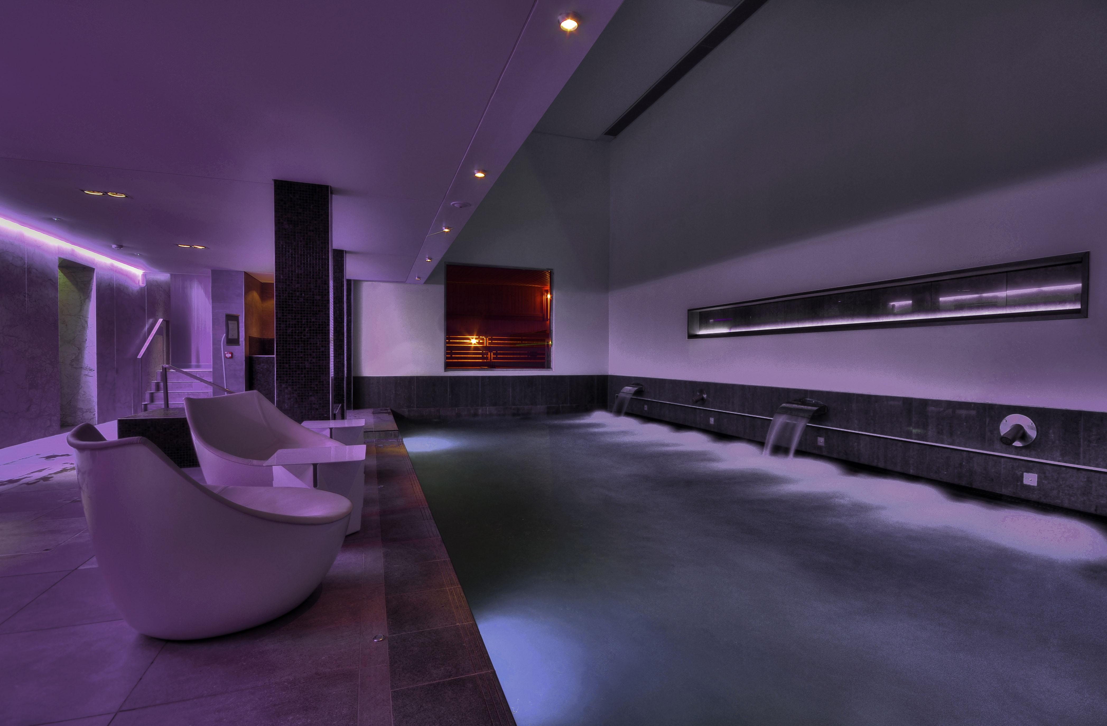 Try a brand new spa in Glasgow
