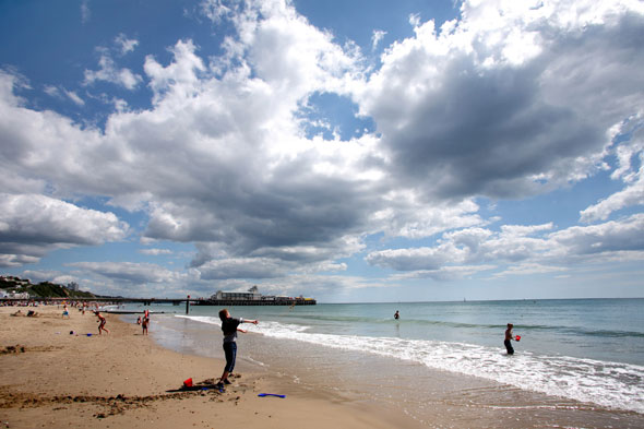 Better than the Med! Is this really Britain's best beach destination?