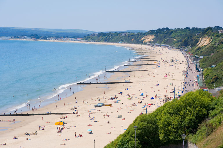 4. Bournemouth, England