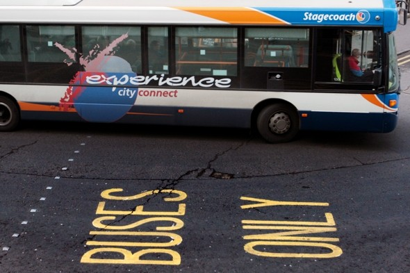 Bus driver walks out mid-shift after wining EuroMillions