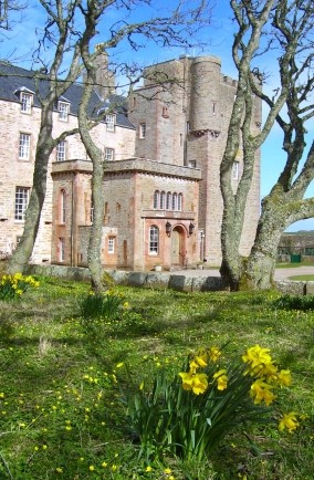 Castle of Mey, Caithness, Scotland