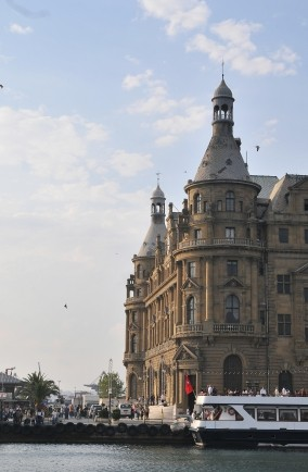 Haydarpasa Terminal, Istanbul