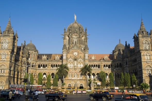 Chhatrapati Shivaji Terminus, Mumbai